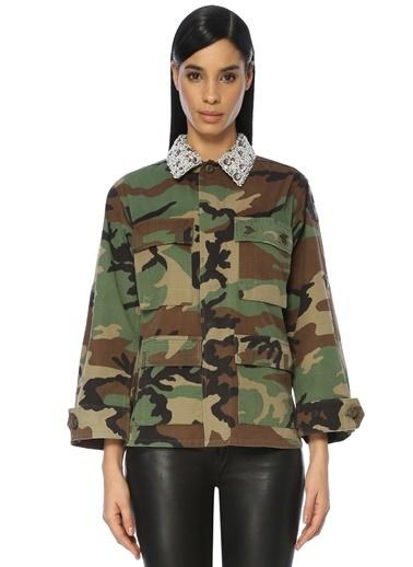 Askeri Ceket-Forte Couture